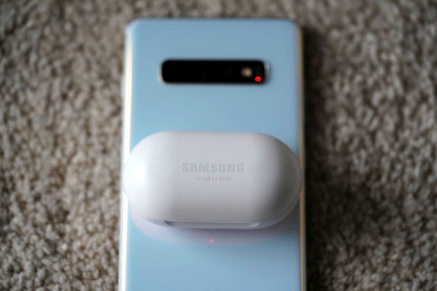Galaxy S10+, Galaxy Active2 i Galaxy Buds - kiedy smartfon nie gra pierwszych skrzypiec 22