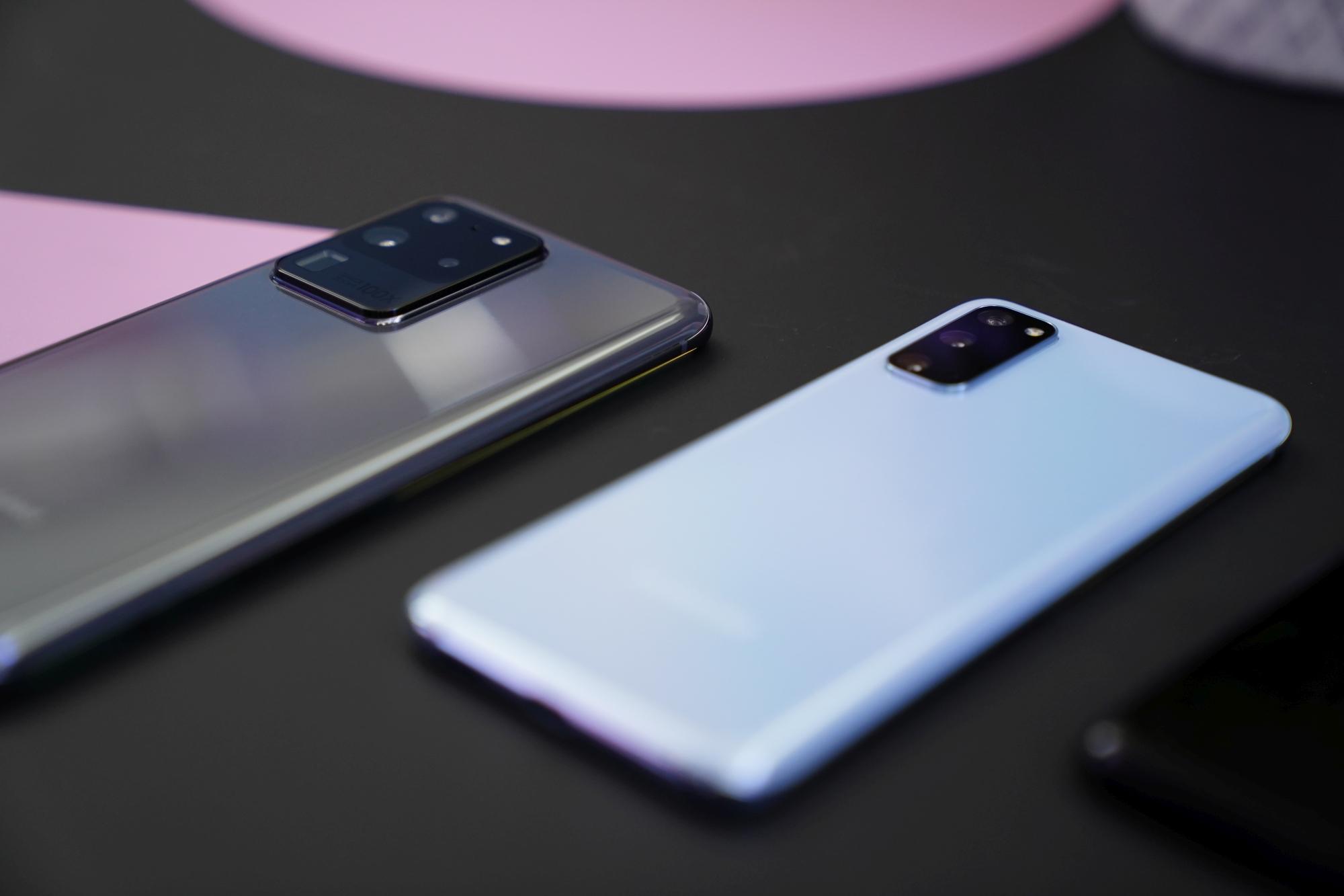 Oto polskie ceny smartfonów Samsung Galaxy S20 oraz prezent