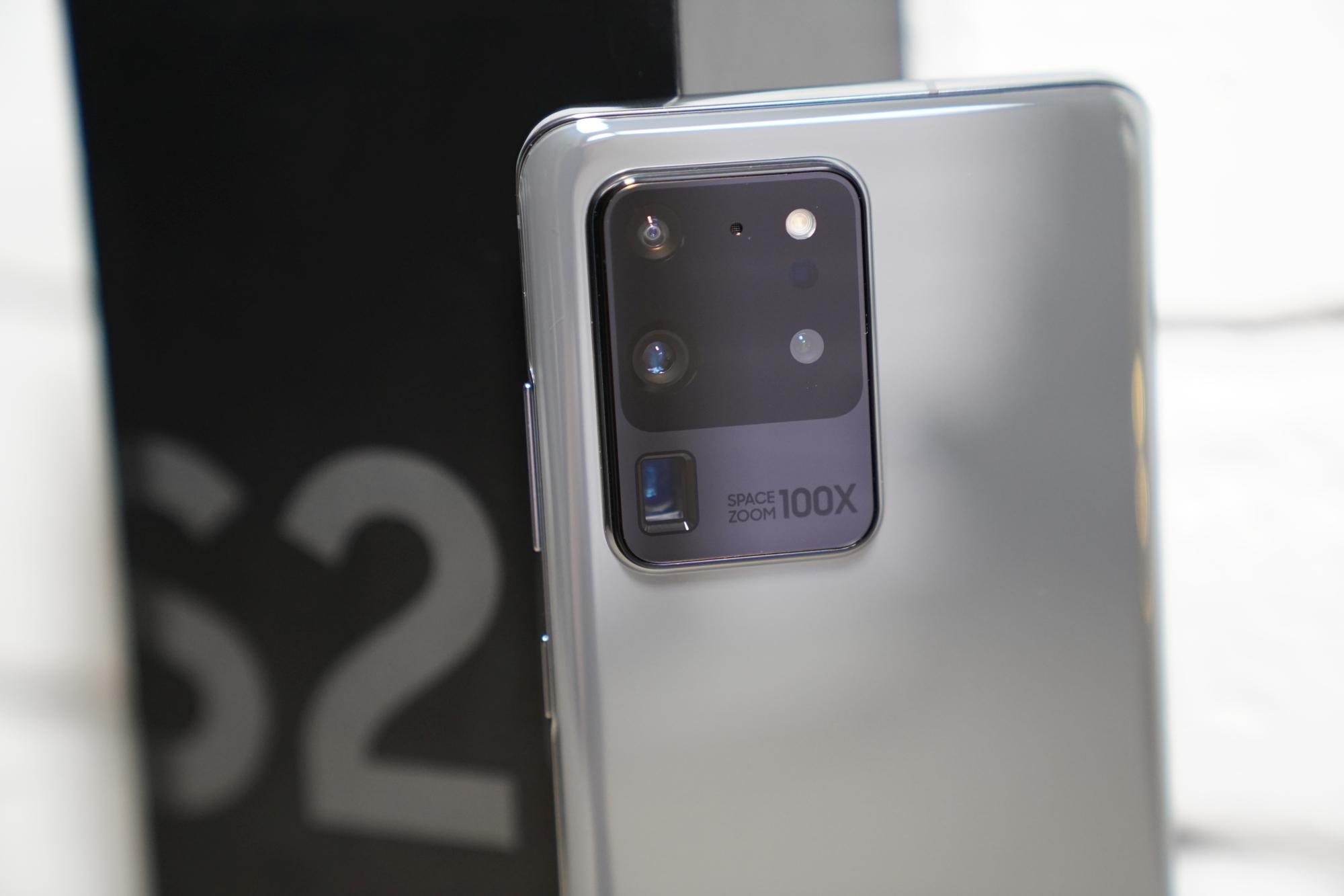 Recenzja ultraciekawego Samsunga Galaxy S20 Ultra 5G