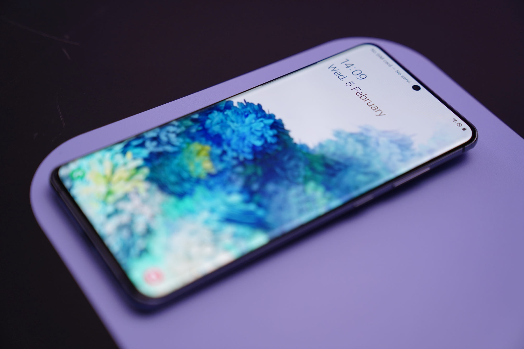 Flagowiec Samsunga bez ekranu Samsunga 21