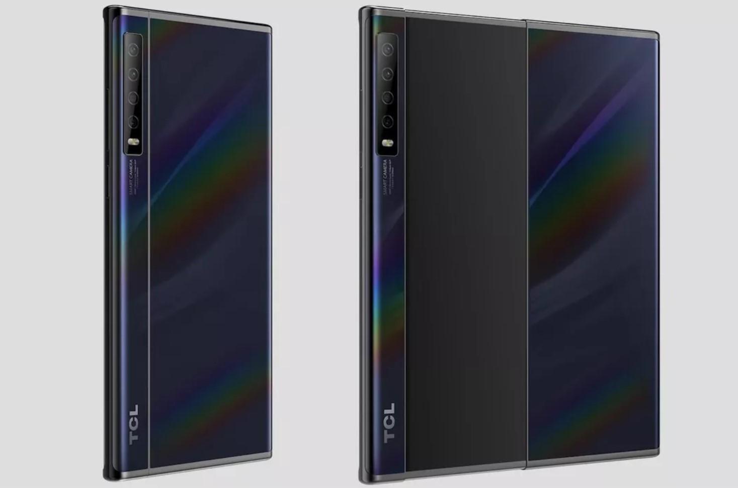"""TCL miało przywieźć na targi MWC 2020 prototyp """"rozwijanego"""" smartfona"""