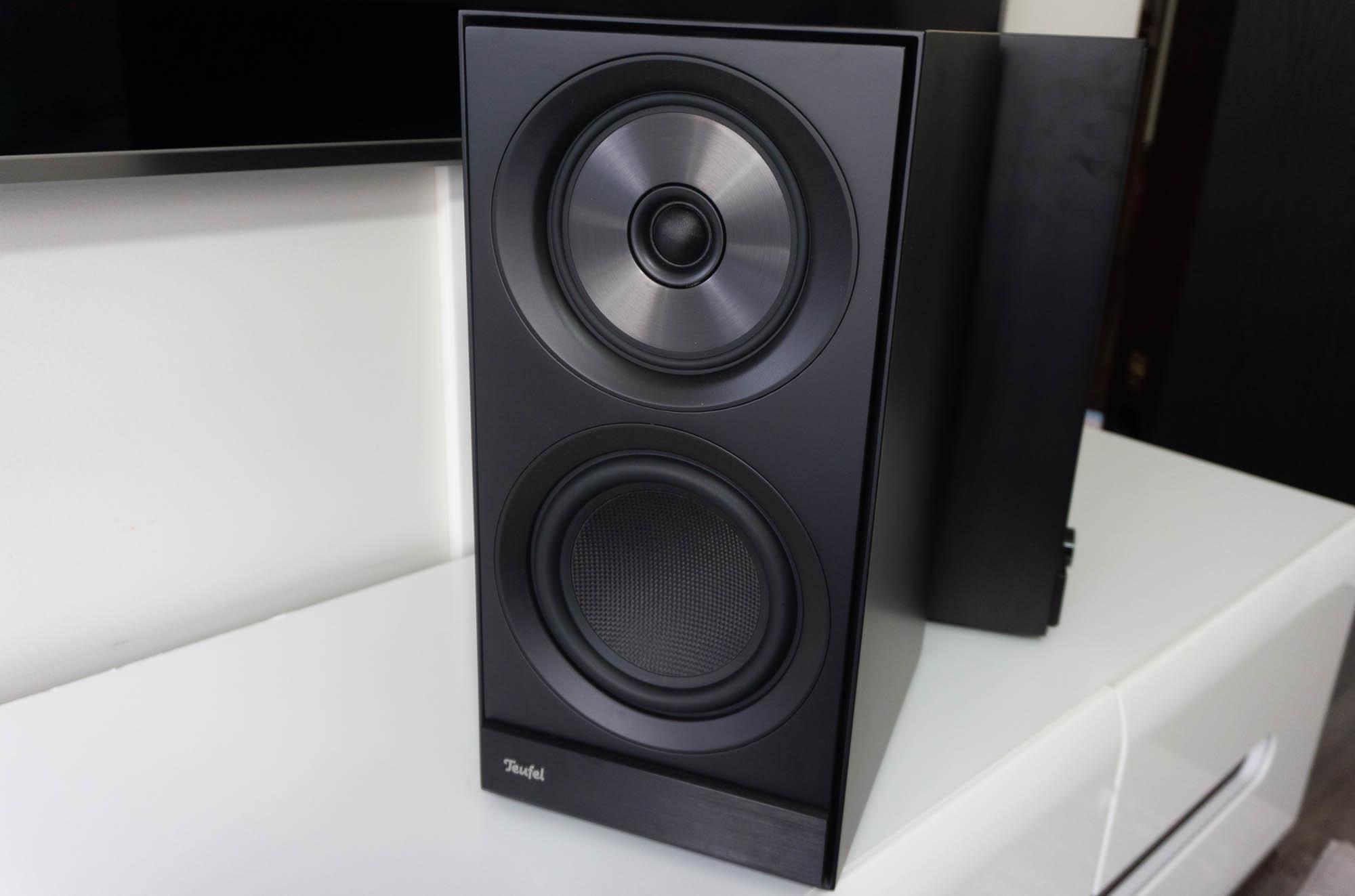 Dyskretny dostawca wielkiej przyjemności - Teufel Stereo M (recenzja) 33