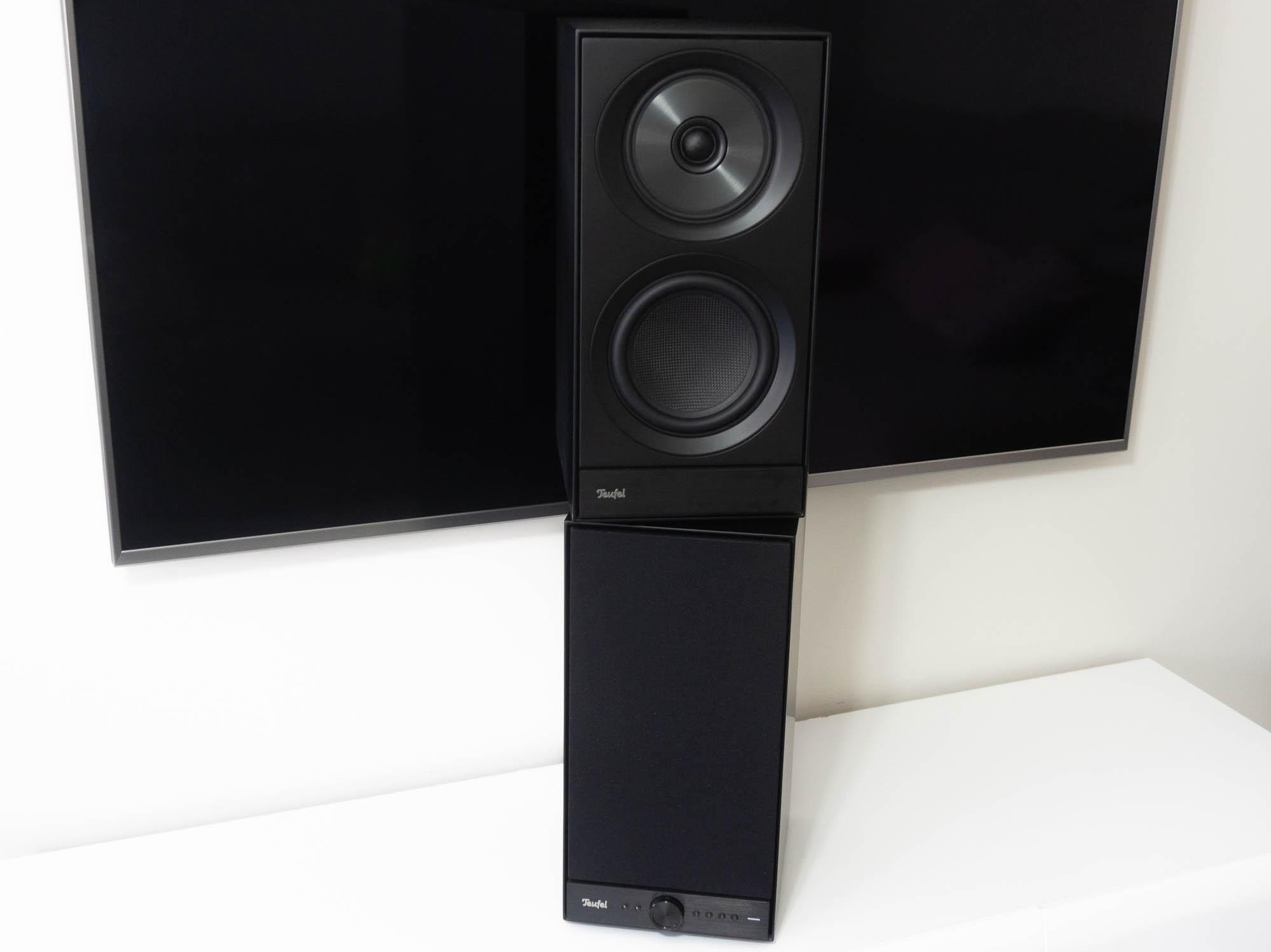Dyskretny dostawca wielkiej przyjemności - Teufel Stereo M (recenzja) 35