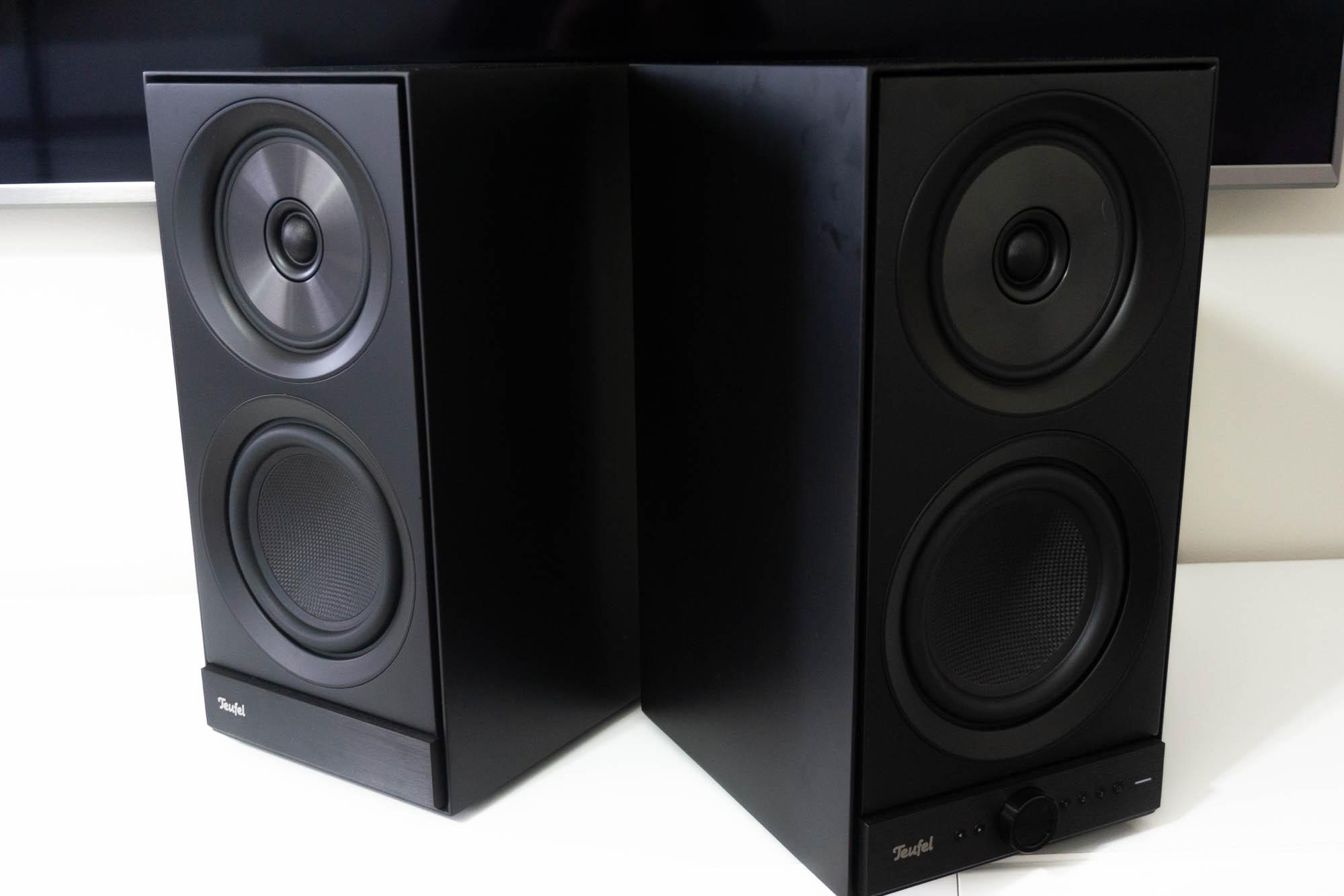 Dyskretny dostawca wielkiej przyjemności - Teufel Stereo M (recenzja) 18