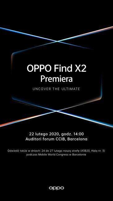Znamy datę premiery Oppo Find X2. To będzie bardzo mocny smartfon 19