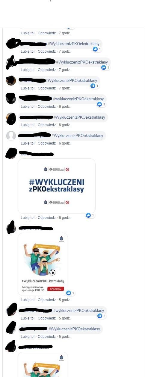 Social media: zmasowany atak Żylety na kanały społecznościowe PKO BP