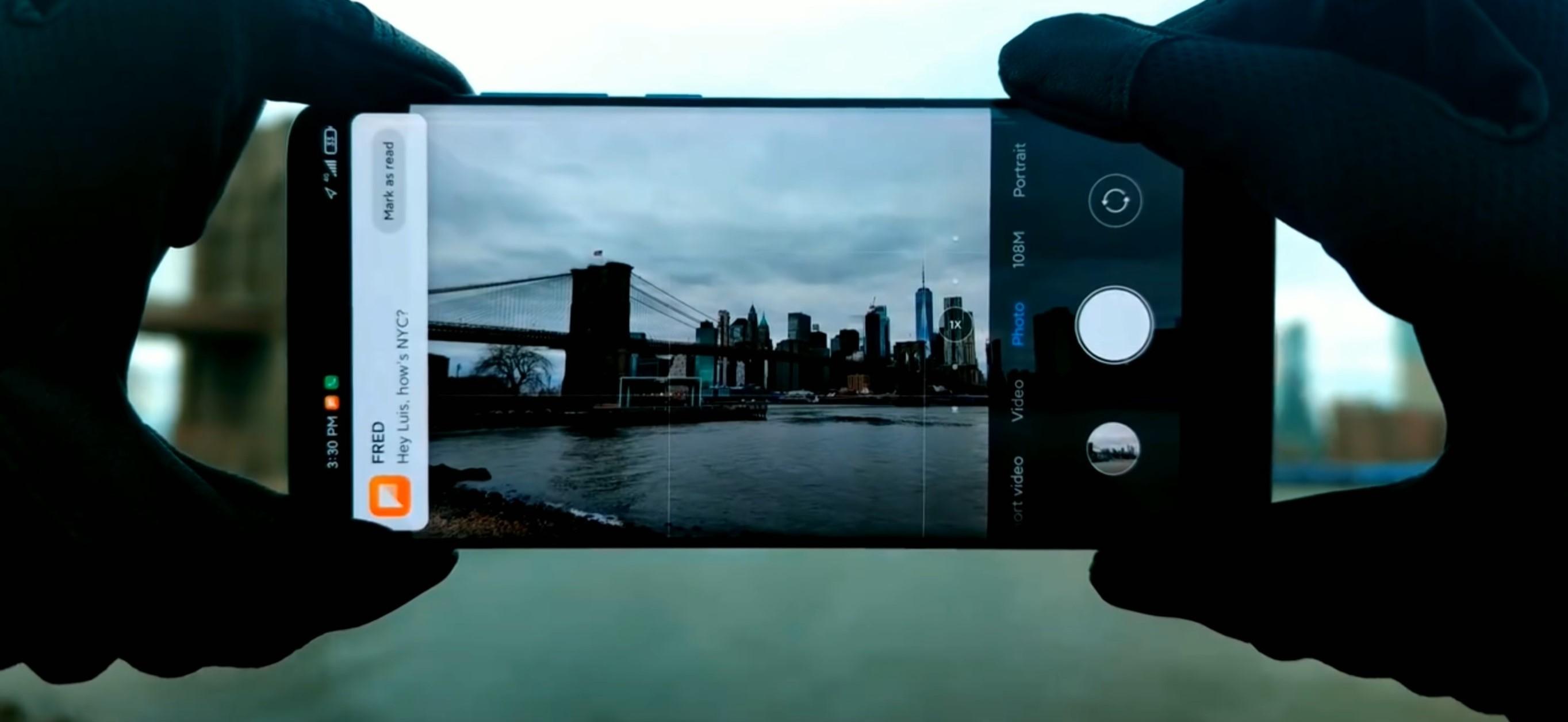Jeden film w 4K, który pokazuje, jakie cuda potrafi nakręcić Xiaomi Mi 10 Pro 24