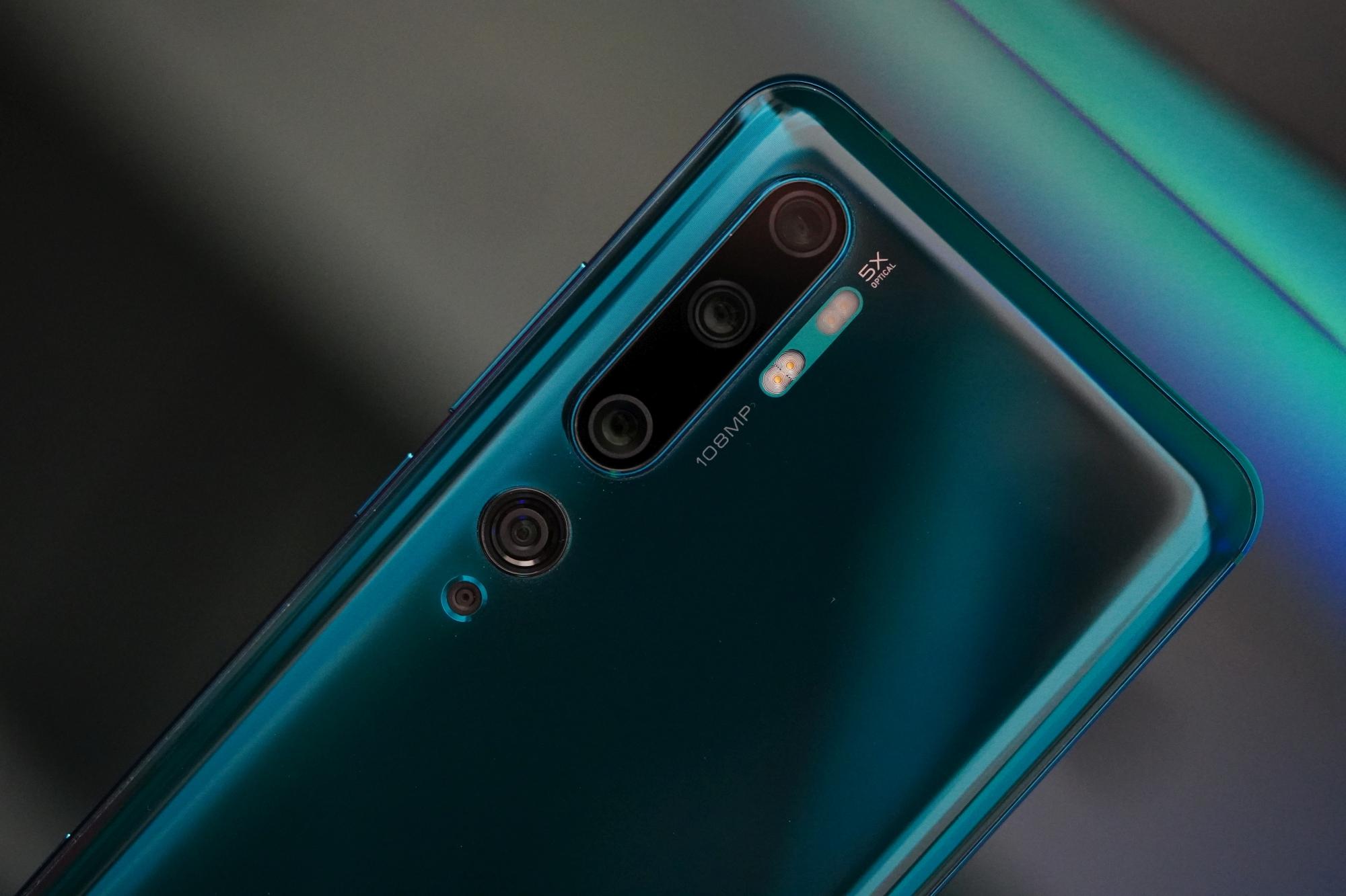smartfon Xiaomi Mi Note 10 smartphone