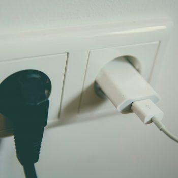 wall charger ładowarka