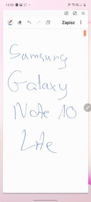 Recenzja Samsunga Galaxy Note 10 Lite. Czy budżetowy Note ma sens? 36