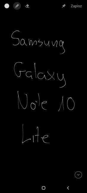 Recenzja Samsunga Galaxy Note 10 Lite. Czy budżetowy Note ma sens? 35