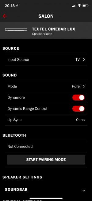 Teufel Cinebar Lux - niepozorny, lecz oferujący dobry dźwięk (recenzja) 28