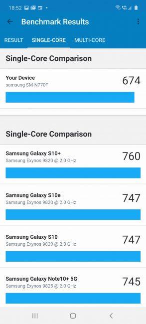 Recenzja Samsunga Galaxy Note 10 Lite. Czy budżetowy Note ma sens? 46