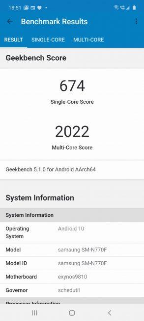 Recenzja Samsunga Galaxy Note 10 Lite. Czy budżetowy Note ma sens? 45