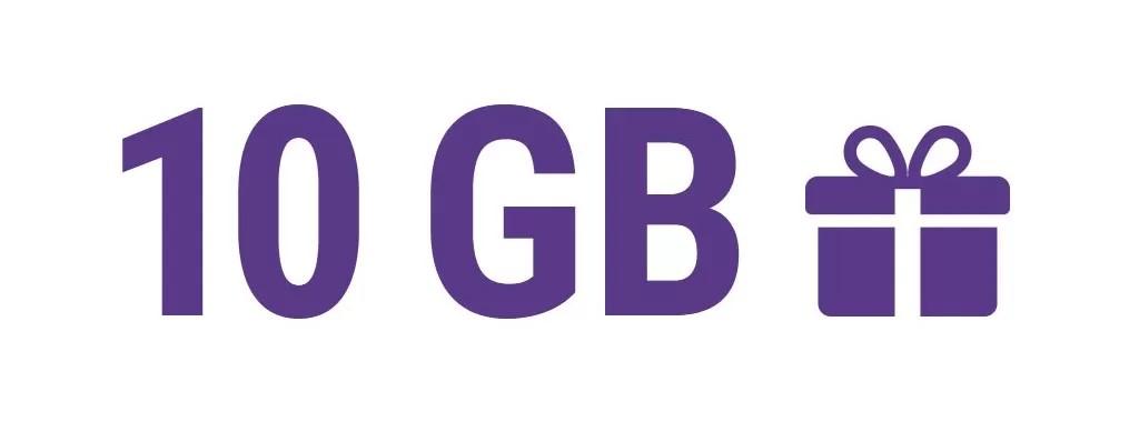 Play: kolejne 10 GB danych dla klientów