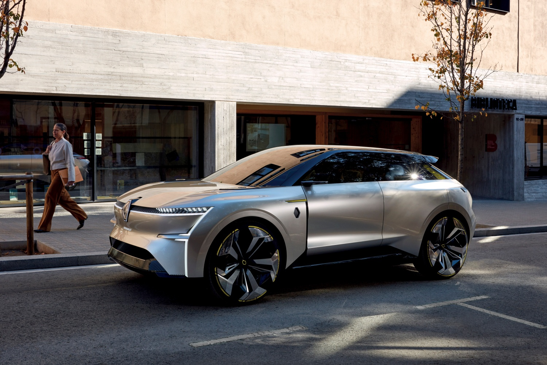 "Renault MORPHOZ – koncepcyjny samochód, który potrafi ""urosnąć"" 18"