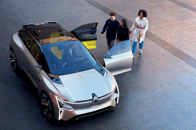 "Renault MORPHOZ – koncepcyjny samochód, który potrafi ""urosnąć"" 19"