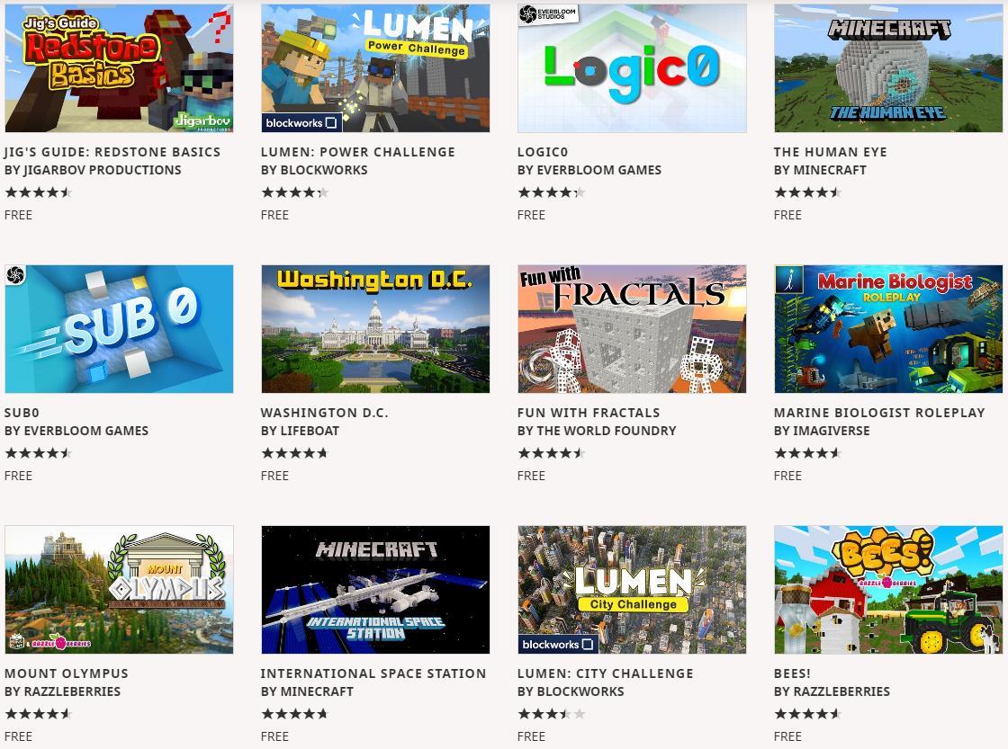 Darmowa, edukacyjna zawartość do Minecraft - niecodzienna pomoc w zdalnym nauczaniu 17