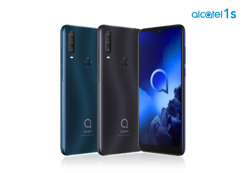 Alcatel 1S 2020 smartphone