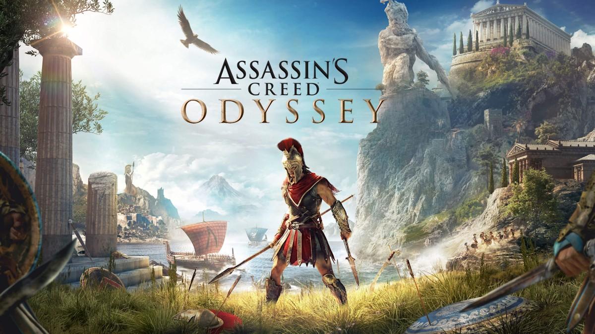 Właśnie wystartował darmowy weekend z Assassin's Creed Odyssey 20