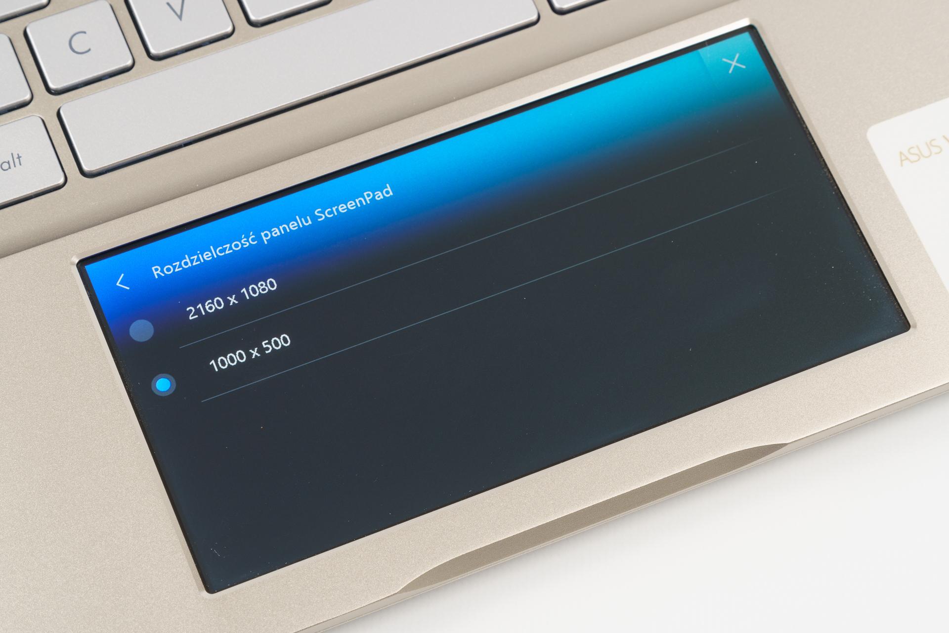 Asus VivoBook ze ScreenPadem, czyli po co w notebooku drugi ekran? 27