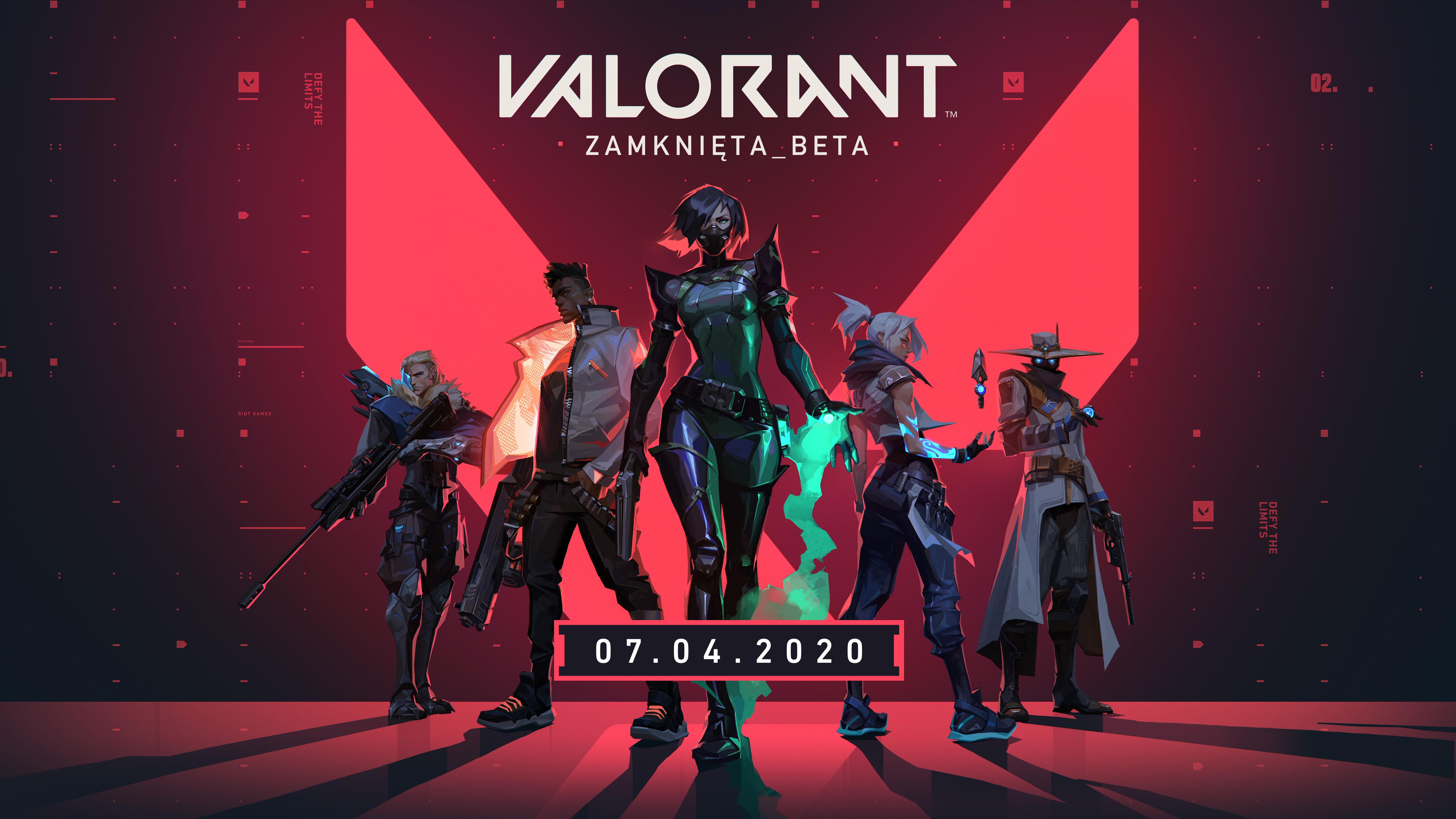 Nadchodzi Valorant - poznaliśmy datę pierwszych beta testów nowej strzelanki od Riot Games