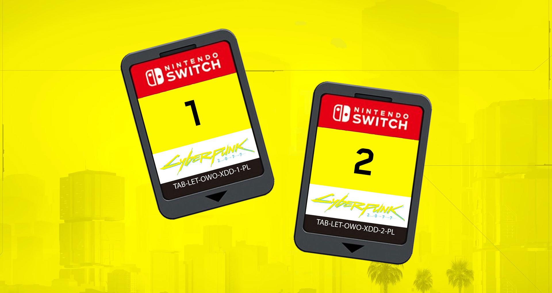 Tego nikt się nie spodziewał! Cyberpunk 2077 trafi na Nintendo Switch!