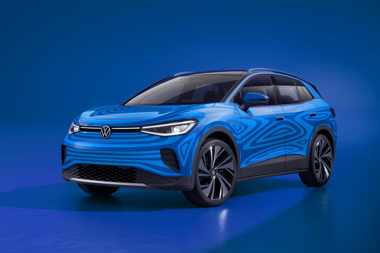 Volkswagen ID.4 - ruszyła produkcja zupełnie nowego, elektrycznego SUV-a 18 Volkswagen ID.4