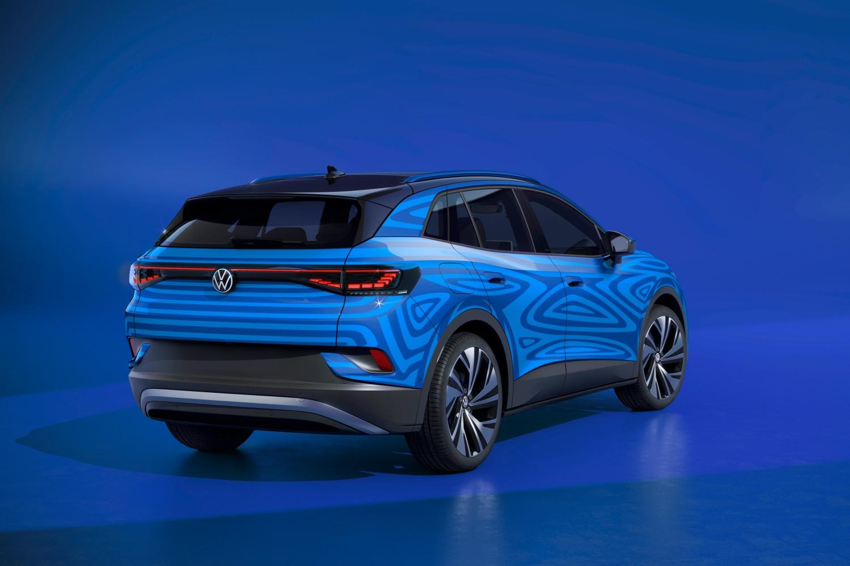 Volkswagen ID.4 – elektryczny SUV o dobrym zasięgu 19