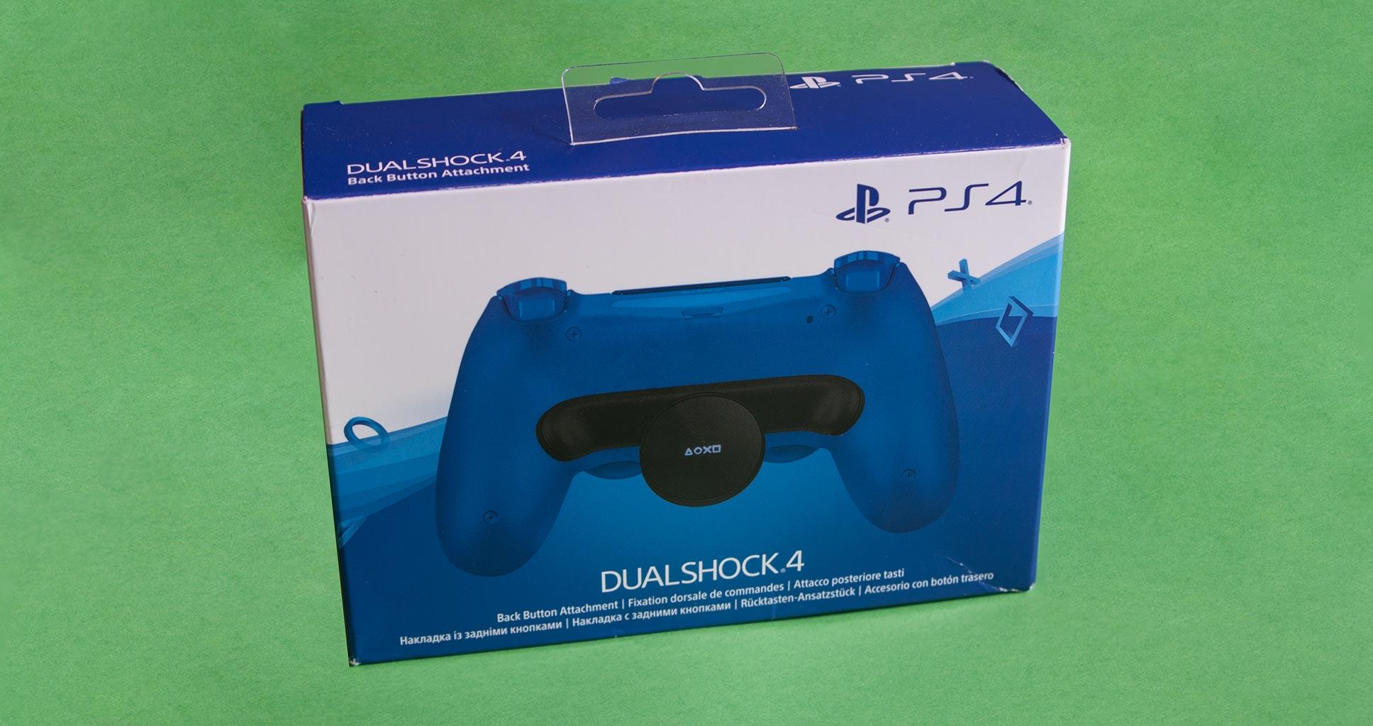 Test DualShock 4 Back Button Attachment. Przydatny gadżet, ale nie dla każdego 19