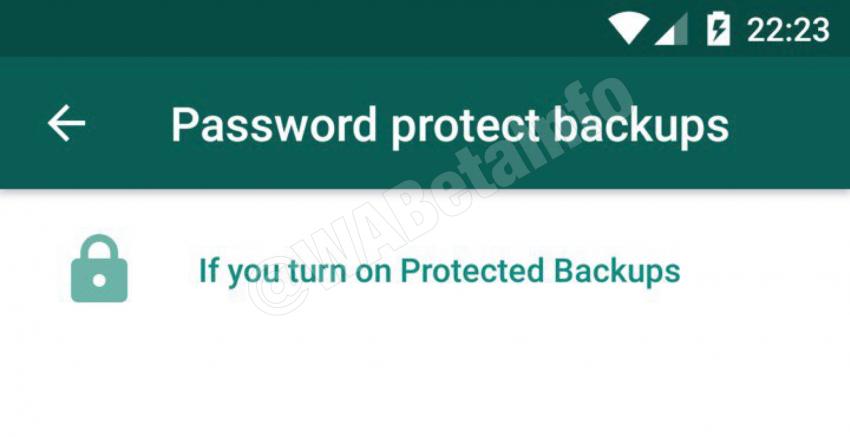 WhatsApp pracuje nad zabezpieczeniem kopii zapasowych