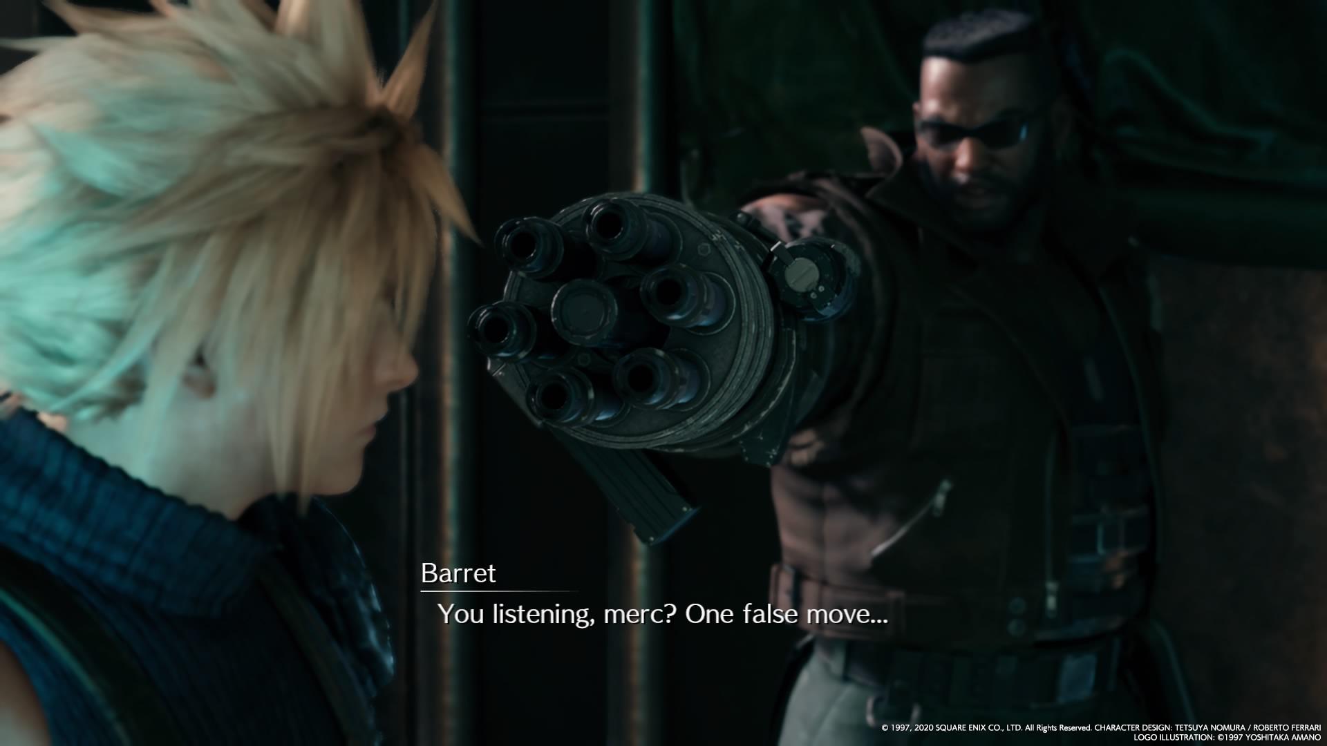 Demo Final Fantasy VII Remake odzyskało moją wiarę w ten projekt 23