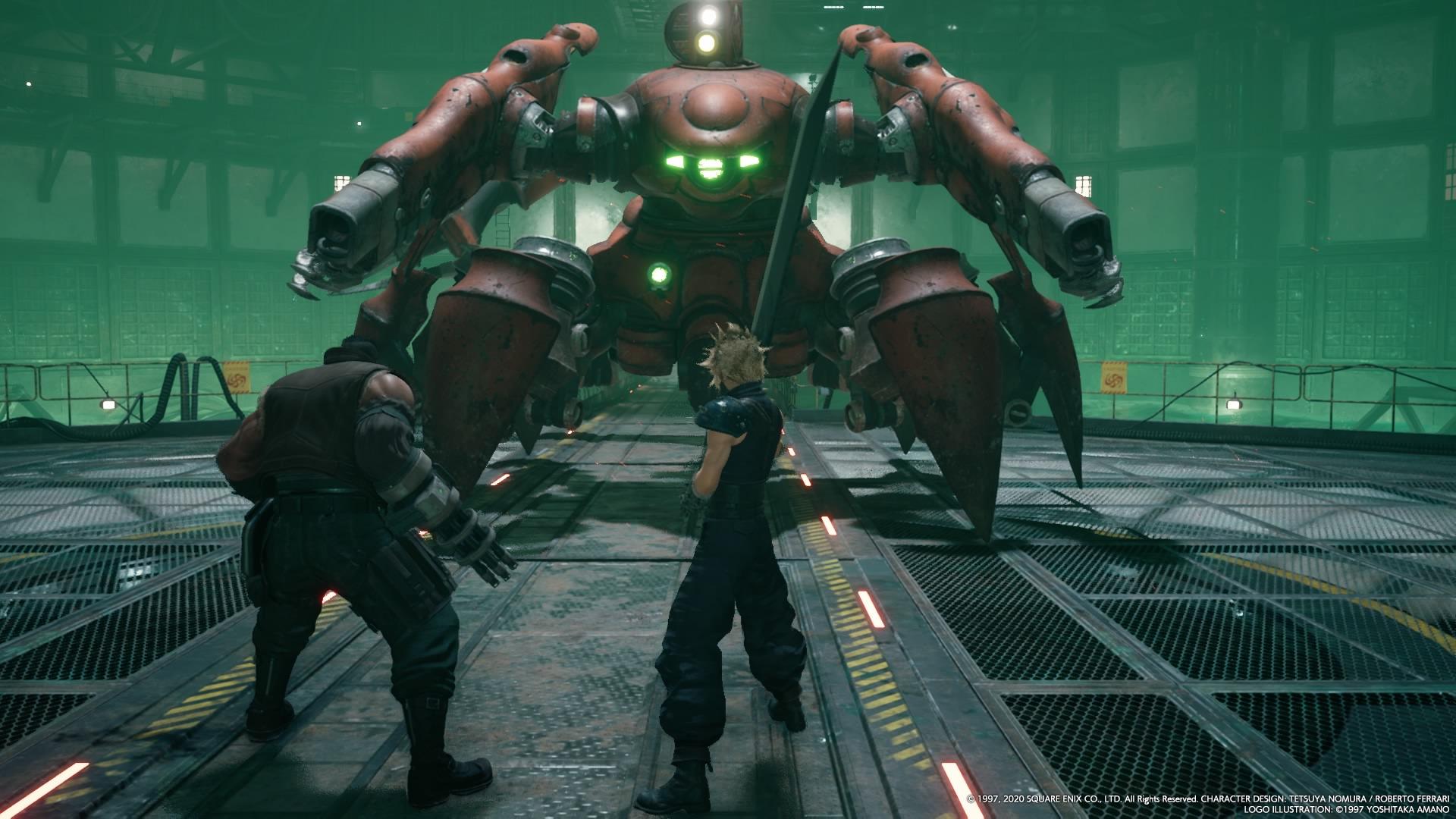 Demo Final Fantasy VII Remake odzyskało moją wiarę w ten projekt 24