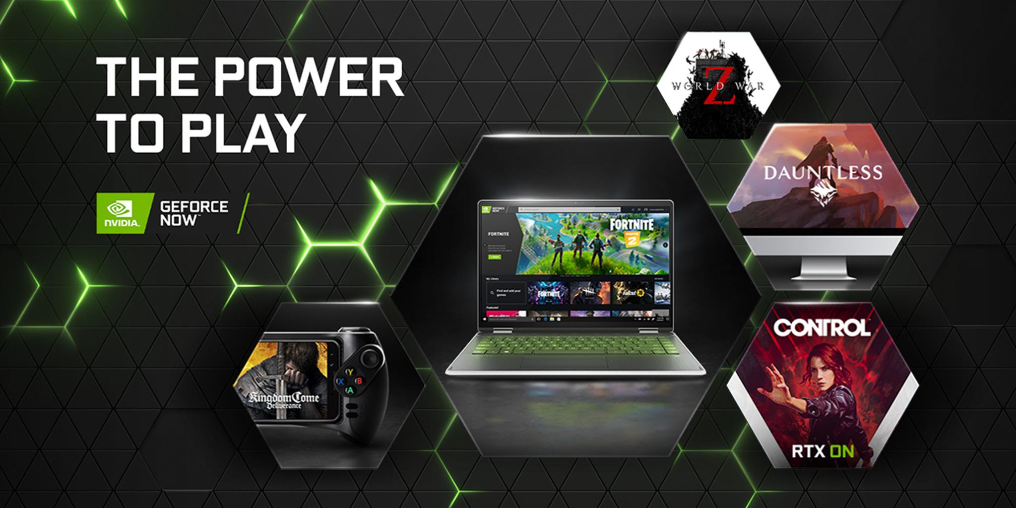GeForce NOW: co czwartek nowe gry. W tym tygodniu m.in.: Control z obsługą ray tracingu 23