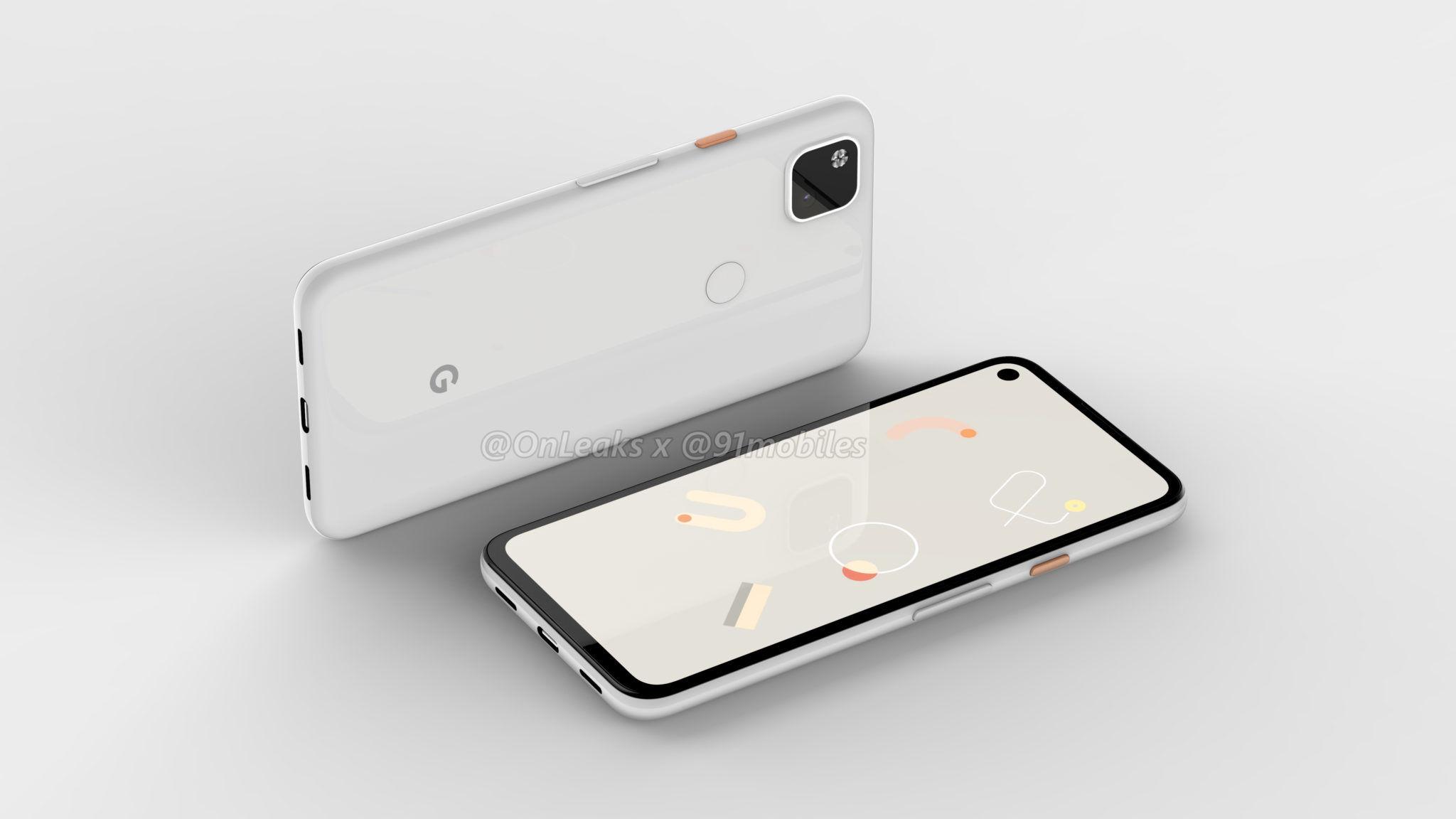 smartphone Google Pixel 4a