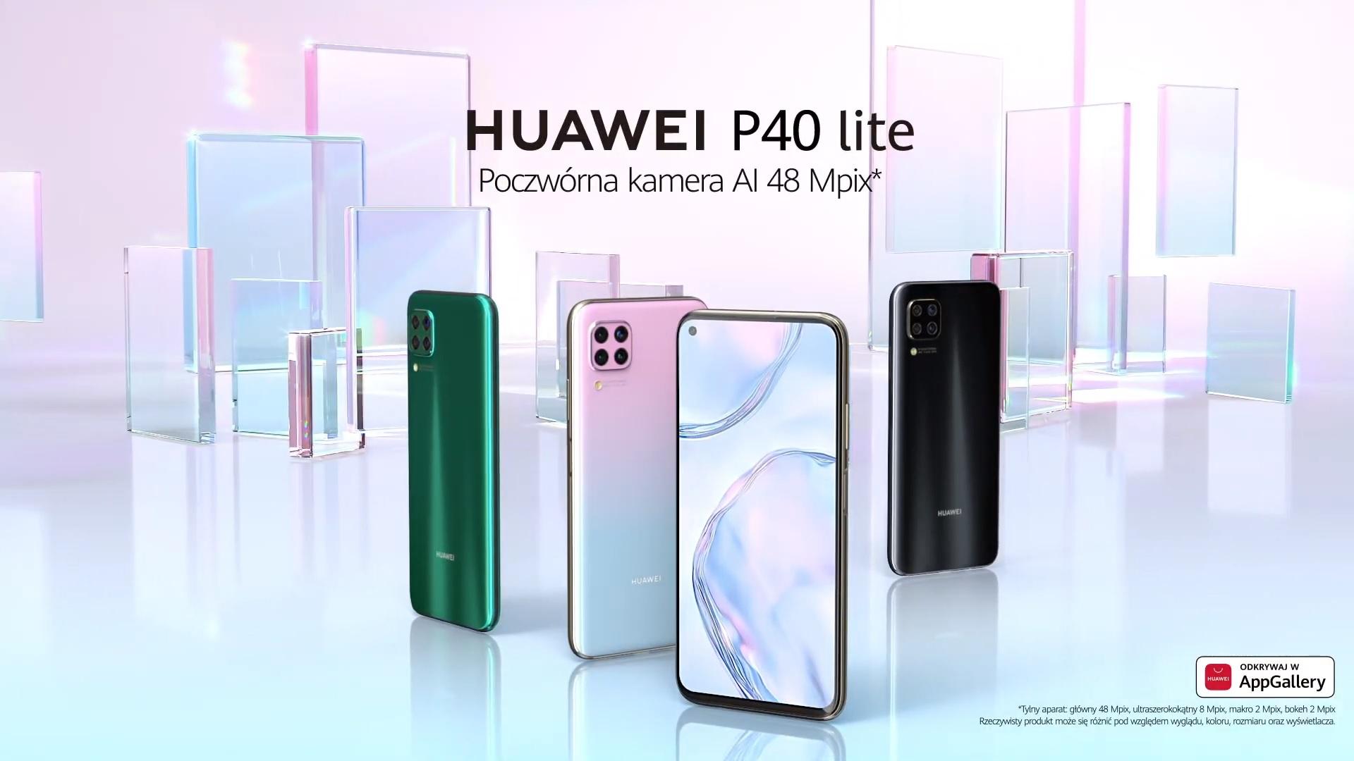 smartphone Huawei P40 Lite