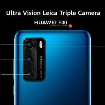 Huawei P40 camera