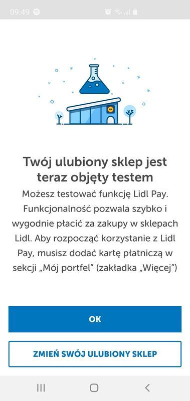 Lidl Pay Polska