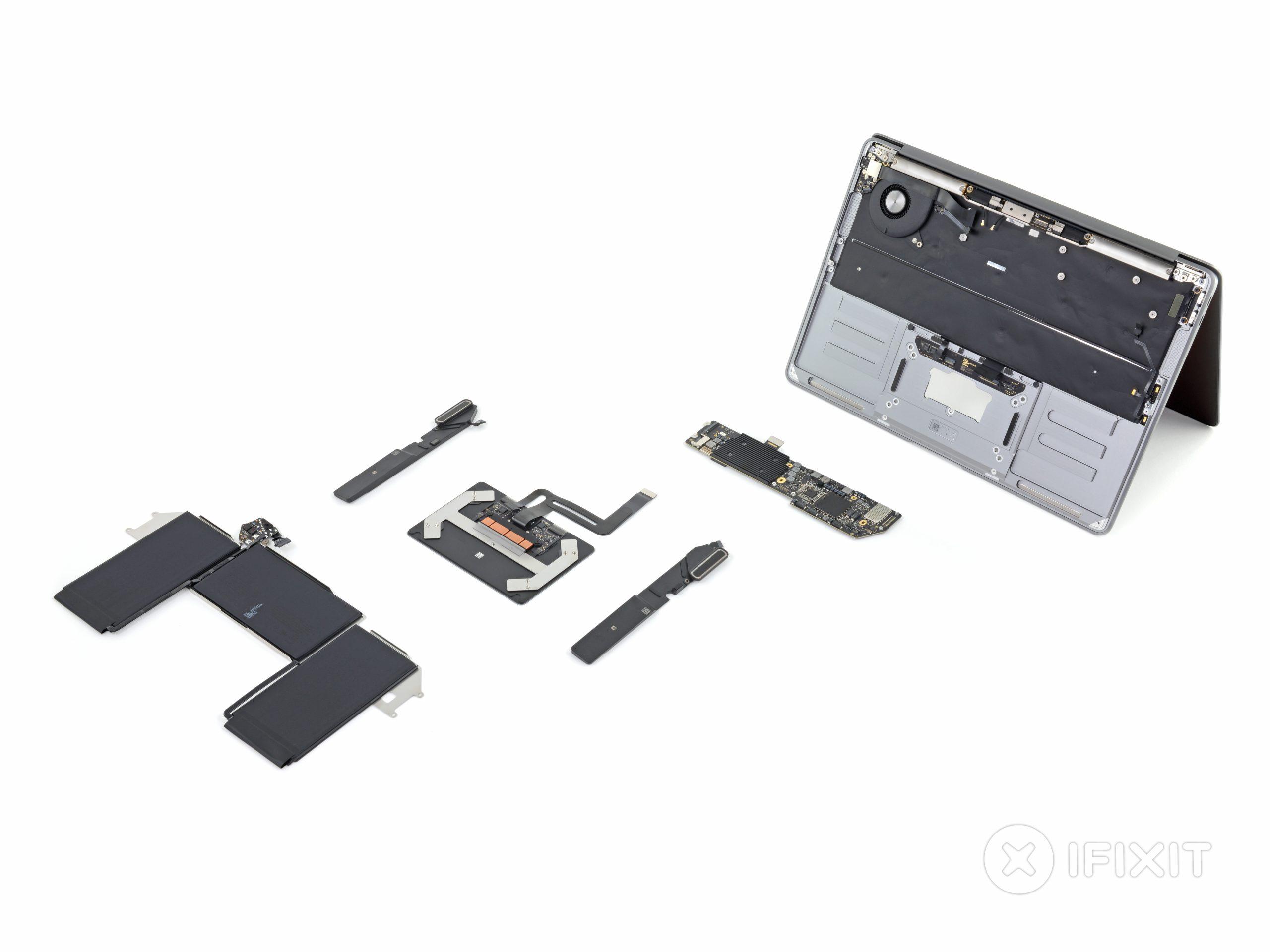 Nowy MacBook Air rozebrany i oceniony przez iFixit. Jak łatwo go naprawić?