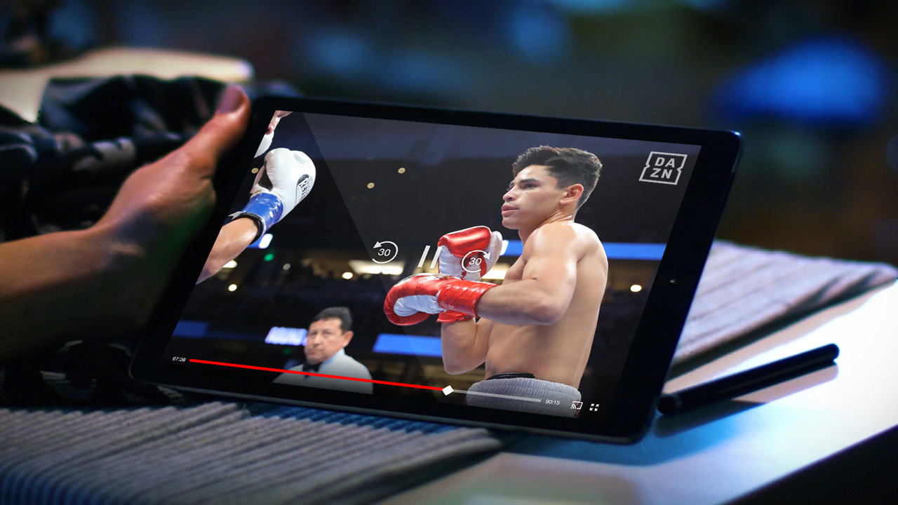 Mało ci boksu? Sportowy serwis streamingowy DAZN wchodzi do Polski 19