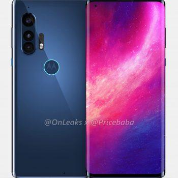 smartphone Motorola Edge Plus