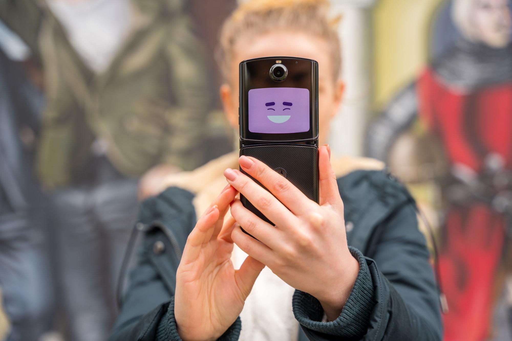 Motorola RAZR 5G zdradza swoją specyfikację. Jestem usatysfakcjonowany 18
