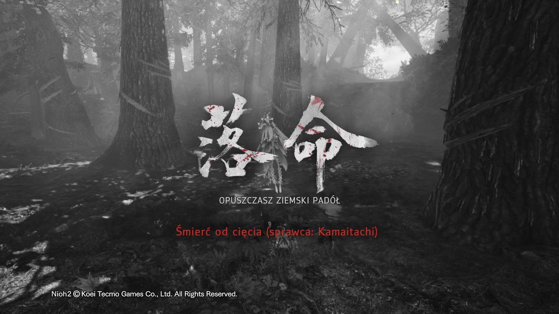 Recenzja gry NiOh 2 - więcej, lepiej, bardziej ninja 27