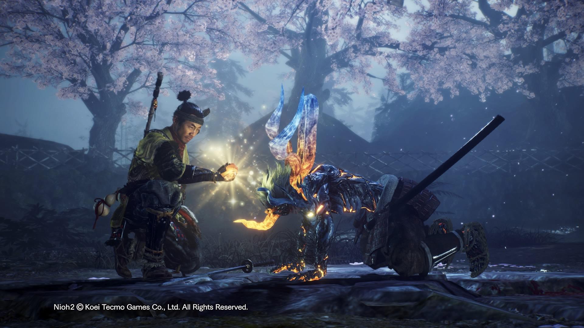 Recenzja gry NiOh 2 - więcej, lepiej, bardziej ninja 21