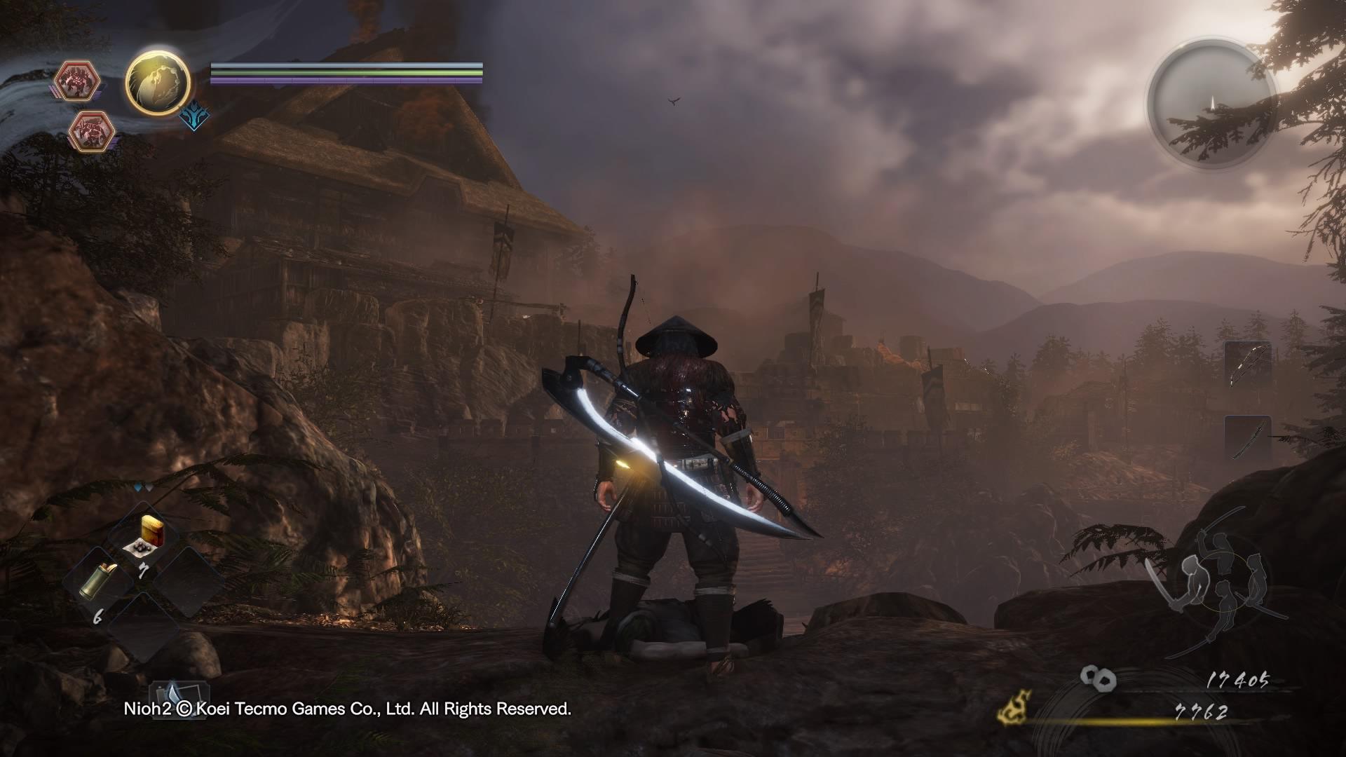 Recenzja gry NiOh 2 - więcej, lepiej, bardziej ninja 32