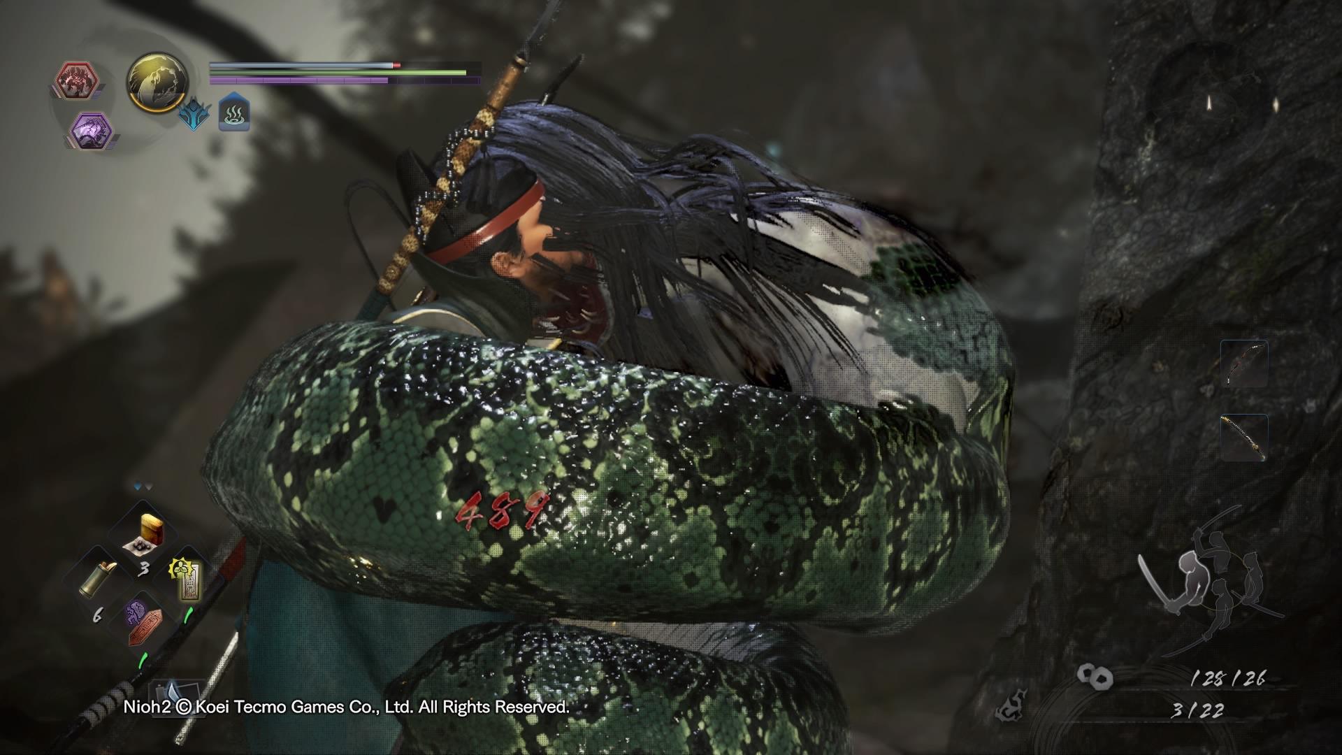 Recenzja gry NiOh 2 - więcej, lepiej, bardziej ninja 24