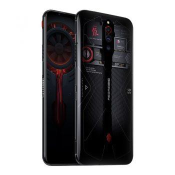 Nubia Red Magic 5G smartphone