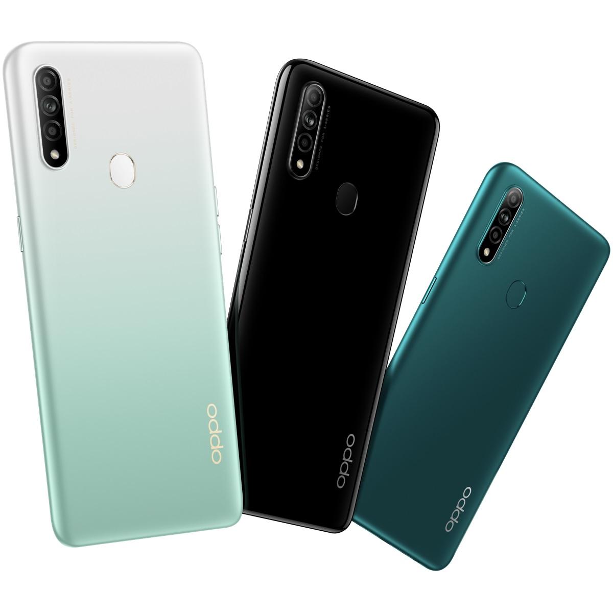 Oppo A31 smartphone