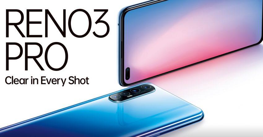 smartphone Oppo Reno 3 Pro