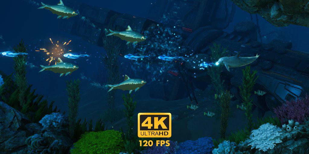 Chyba nie tak wyobrażaliśmy sobie pierwszą grę w 4K i 120 FPS na Xbox Series X... 22